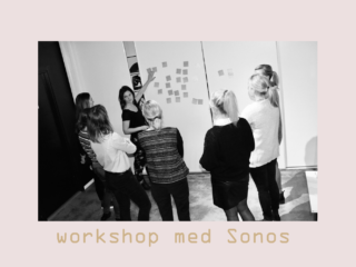 Event 002 Workshop med Sonos