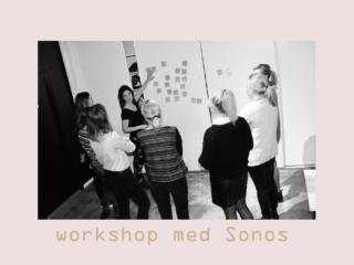 Event 002 Workshop med Sonos