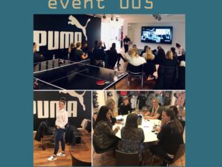 Event 005 - Wearable tech-workshop med PUMA
