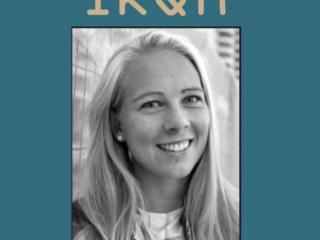Event 026 -  en ikon Johanna Larsson